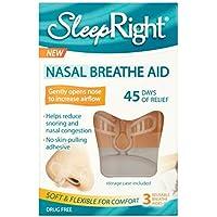 Sleepright Nasenhilfe Atmen, hilft bei der Reduzierung Schnarchen & Congestion preisvergleich bei billige-tabletten.eu
