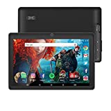 Best Android Tablet Under 100s - 7 inch Tablet Google Android 8.0 Quad Core Review
