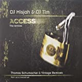 DJ Misjah & DJ Tim - Access (The Remixes) (Part 1) - X-Trax - X-034-1