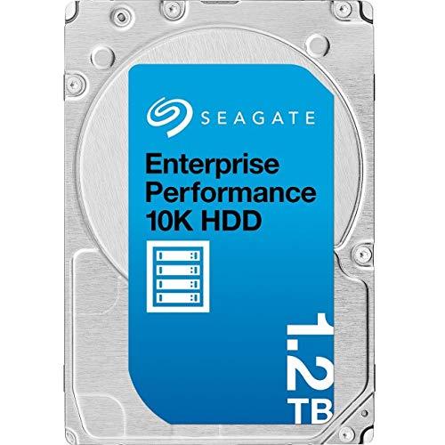 \'Seagate Enterprise Performance 10K91200Gb SAS Festplatte–Festplatten (2, 5, 1200Gb, 10.000U/Min, SAS, Festplatte)