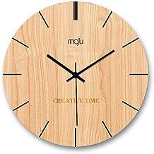 Suchergebnis Auf Amazonde Für Wanduhr Holz Modern