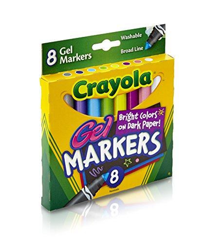 Crayola Gel Washable Markers - Crayola-gel