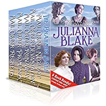 Montana Mail Order Brides: Full Collection (Boxed Set of Five Full Novels Plus a Bonus Novella)