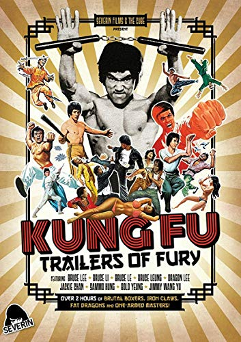 Bild von Kung Fu Trailers Of Fury [Import italien]