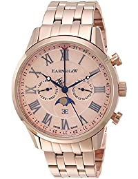 Thomas Earnshaw Rose Gold