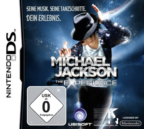 Michael Jackson: The Experience - [Nintendo DS]