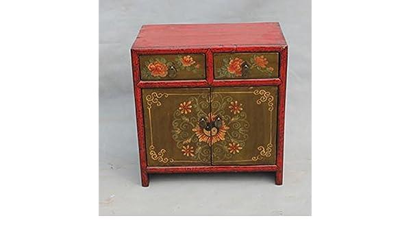 Armadio Antico Laccato : Armadio guardaroba in stile antico mobile stipo cinese in legno