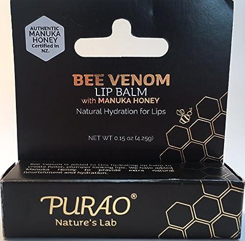 PURAO BEE VENOM LIP BALM STICK 4.25G