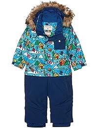 Quiksilver Men's Rookie Kids Mr Men Snow Suit for Boys 2-7, Men, MR MEN ROOKIE KIDS SUITS