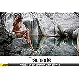 Traumorte (Tischkalender 2019 DIN A5 quer): Aktaufnahmen an den schönsten Orten der Welt (Monatskalender, 14 Seiten ) (CALVENDO Menschen)
