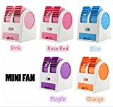 BiabaCollection Mini Handheld Portable Fan Air...