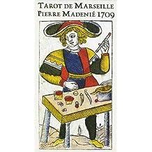 Tarot De Marseille: Pier Madenie 1709