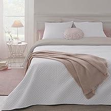 couvre lit blanc. Black Bedroom Furniture Sets. Home Design Ideas