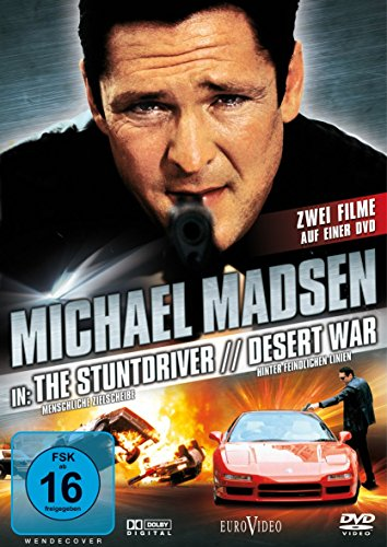 Bild von Michael Madsen in: The Stuntdriver / Desert War [2 DVDs]