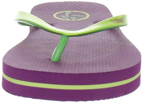 Zumba - Color Lover Flip Flops Purple/Grün