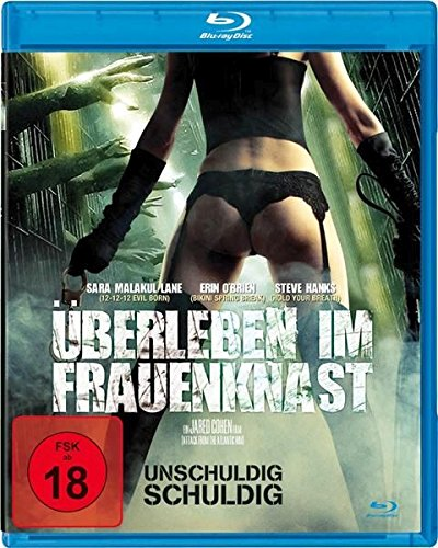 Überleben im Frauenknast - Uncut [Blu-ray]