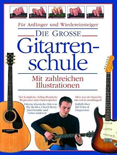 Die grosse Gitarrenschule: Noten, Lehrmaterial, Bundle, CD für Gitarre