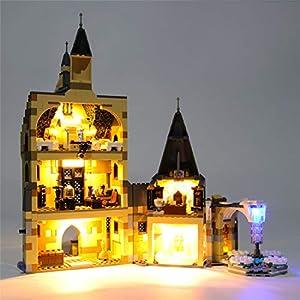 K9CK Kit Luci per Lego Harry Potter La Torre dellOrologio di Hogwarts 75948, Kit di Illuminazione a LED Compatibile con… 6257297073604 LEGO