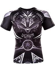 Venum Gladiator 3.0 Rashguard Manches Courtes Homme
