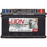 Lion 100 100 Car Battery 3 Years Warranty 70Ah 620cca 12V L278 x
