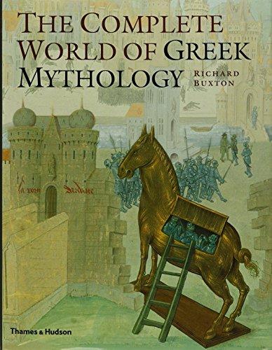 The Complete World of Greek Mythology (Complete Series) por Richard Buxton