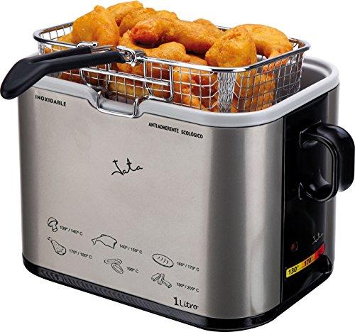 Jata FR326E Non-Stick Ceramic Coating Deep Fat Fryer, 1 Litre, 1000 W