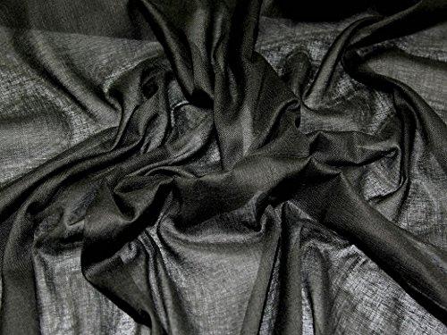 ignifuge-tissu-mousseline-noir-par-metre-sans-minerva-crafts-craft-guide