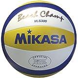 MIKASA Beach Champ VLS 300 Ballon de beach volley Multicolore Taille 5