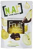 NA! fruits et chocolat poire 35g - Lot de 5