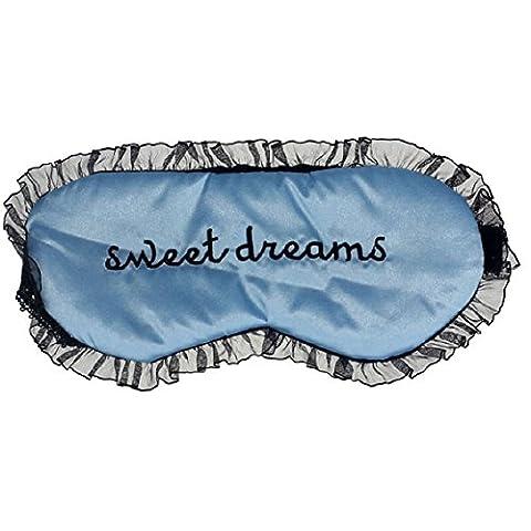 Malloom® Nouveau Masque Pour Les Yeux De Sommeil De Dentelle Mignon Bu Bander Les Yeux Pour Aider à Dormir à L