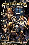 Les Asgardiens de la Galaxie, tome 1 : L'armée des morts par Thompson
