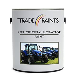 Tractor & Agricultural Machinery Equipment Enamel Gloss Metal Paint (5 Litre, Case Red)