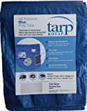 Best Tarps - Kotap 50-ft x 50-ft General Purpose Blue Poly Review