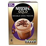 NESCAFÉ Gold Double Choca Mocha, 8 Sachets (Pack of 6,...