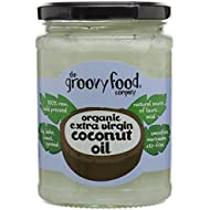 The Groovy Food Company Organic Virgin Coconut Oil 500ml