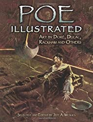 Poe Illustrated (Dover Fine Art, History of Art) by Jeff A. Menges (2007-08-31)