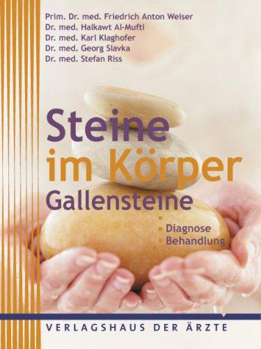 Verlagshaus Der Ärzte Steine im Körper: Gallensteine