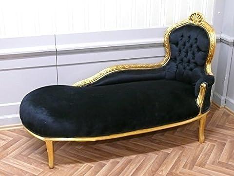 Baroque méridienne chaise AlSo0316SwSw de style