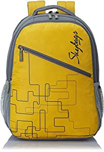 Skybags 0.182 Liters Yellow Casual Backpack
