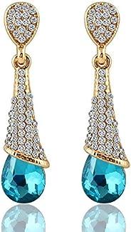 Shining Diva Stylish Romantic Fancy Party Wear Earrings For Girls & W