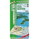 Lauenburg = Offizielle Rad-, Reit- u. Wanderkarte Naturpark Lauenburgische Seen in der Schaalsee-Landschaft: 1:50.000 - GPS geeignet - Kartennetz: ... - Maßstab 1:50.000 - GPS geeignet)
