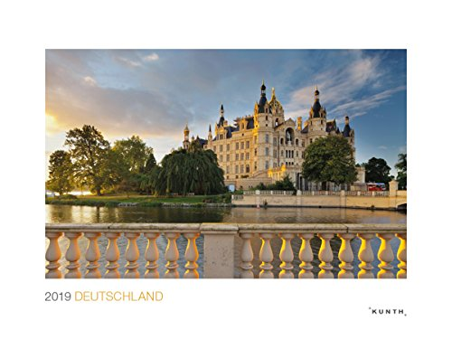 Deutschland 2019: Wandkalender