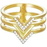 Esprit Fashion Rings For Women,ESRG02611E160