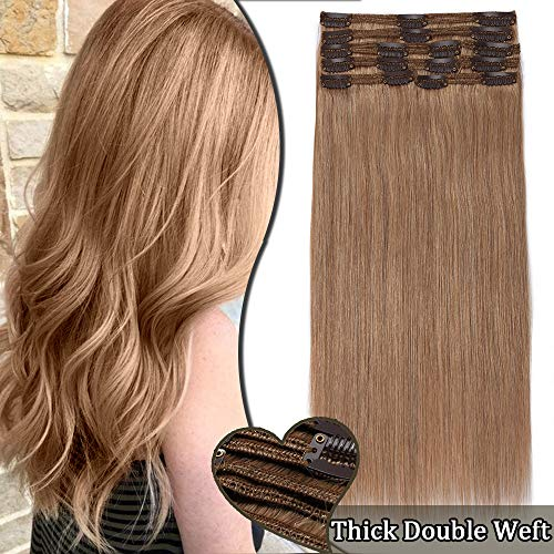Extensiones Cabello Natural Clip Postizos Pelo Natural