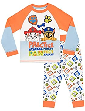 Paw Patrol Pijama para Niños La Patrulla Canina