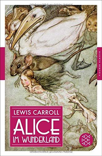 Lewis Carroll Alice Im Wunderland Alice S Adventures In