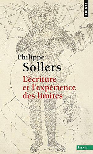 L'écriture et l'expérience des limites par Philippe Sollers