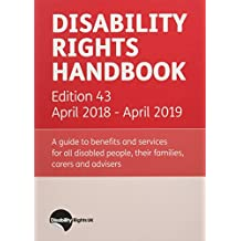 Disability Rights Handbook: April 2018 - April 2019