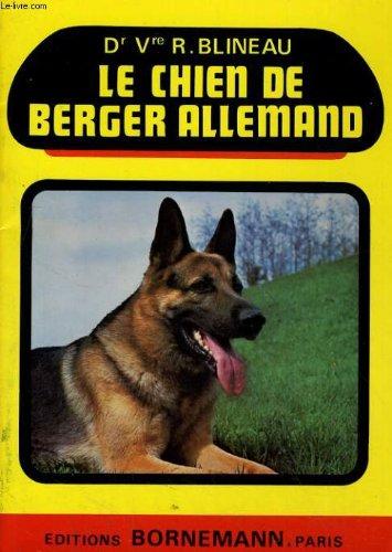 Le chien de berger allemand