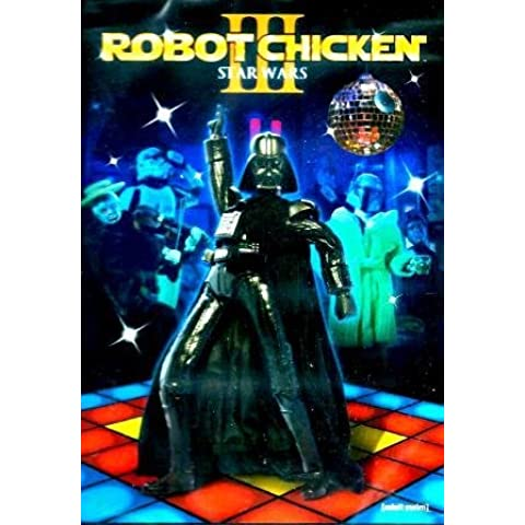 Robot chicken : star wars épisode 3